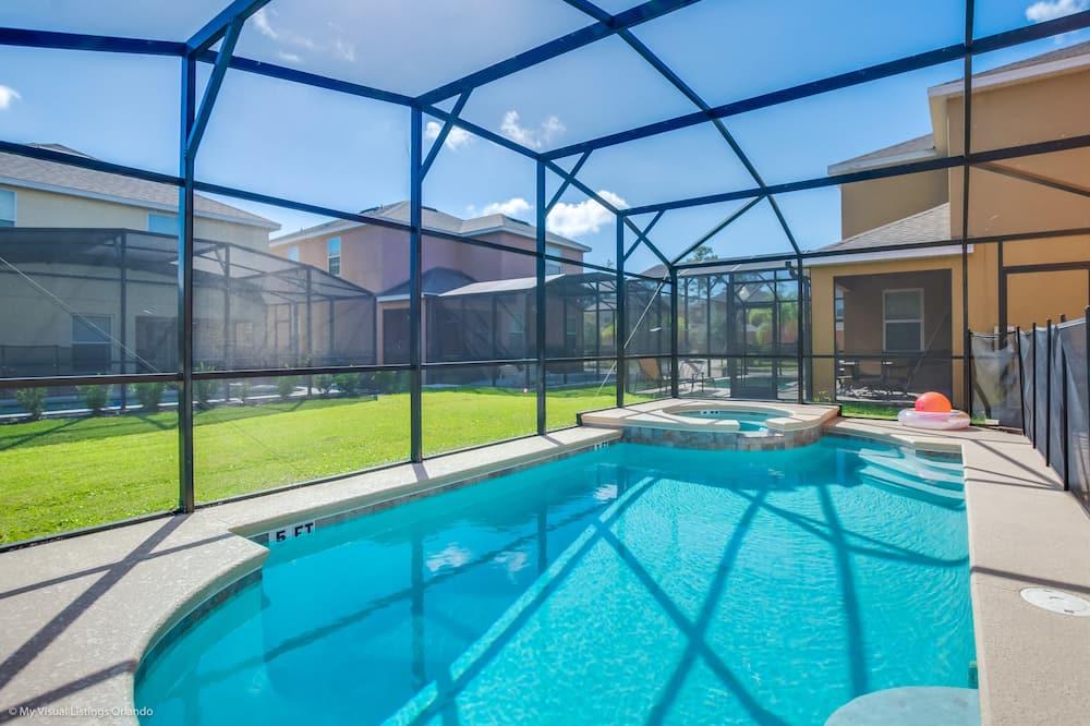 Vila, 4 spálne - Vonkajší bazén