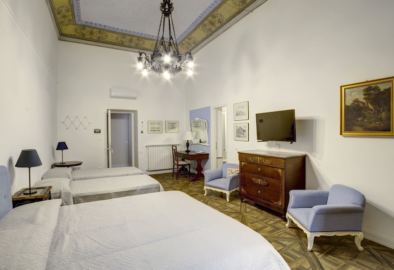 Demetra Rooms, Palermo, Camera quadrupla, Camera