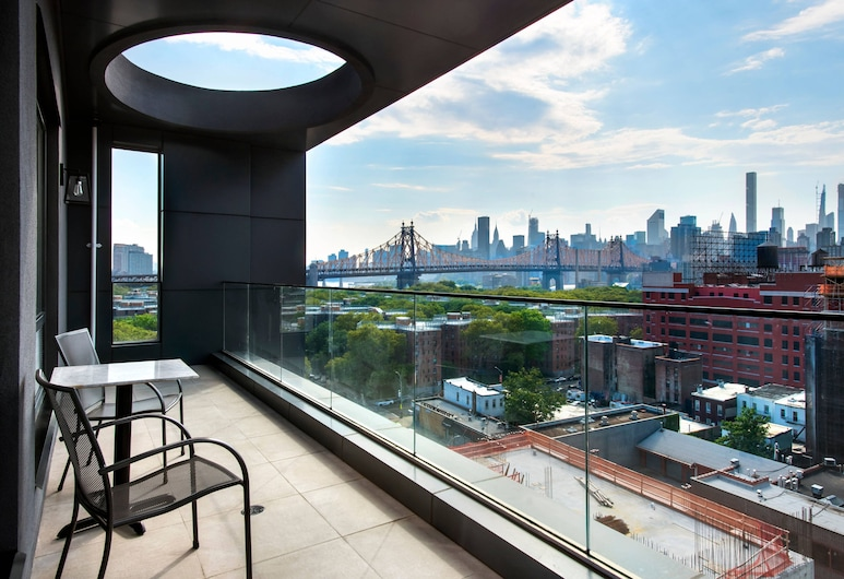 TownePlace Suites by Marriott New York Long Island City/Manhattan View, Long Island City, Guest Room