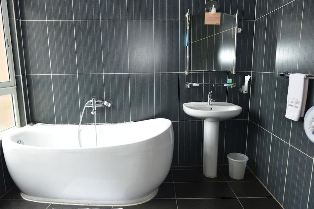 Family Suite, Berbilang Katil, City View - Bilik mandi