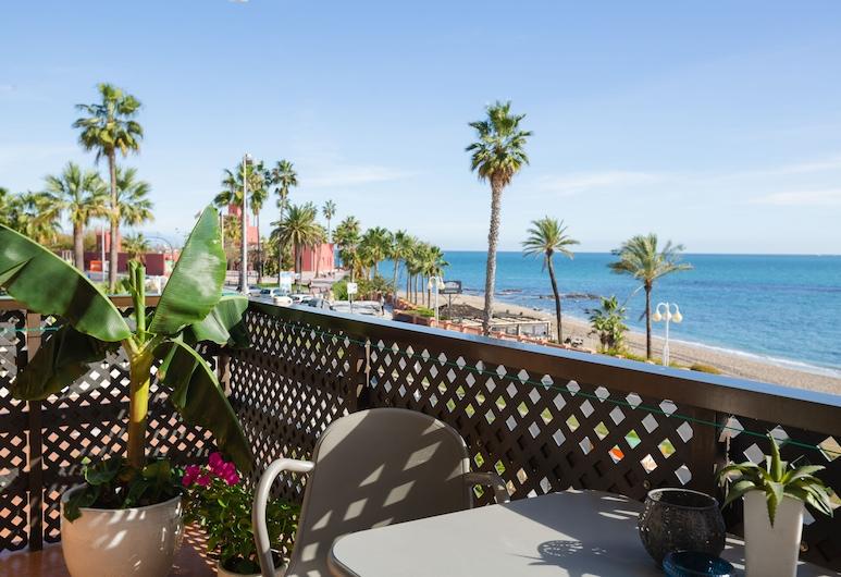 Apartamento espectaculares vistas al mar, Benalmádena, Family Apartment, 2 Bedrooms, Sea View, Terrace/Patio
