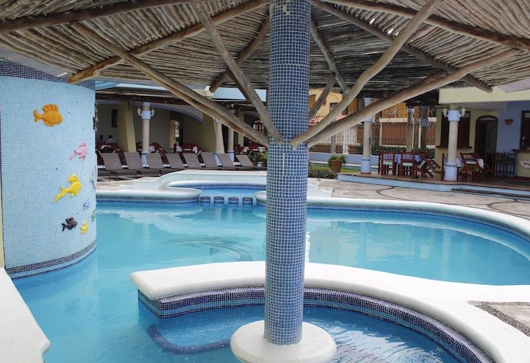 Hotel Jacqueline , Rincón de Guayabitos, Vistas aéreas