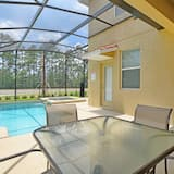 Dom, 5 spální - Krytý bazén