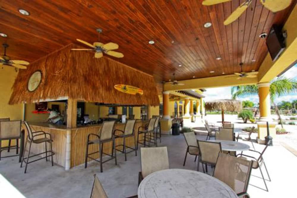Mestský dom, 4 spálne - Bar na pláži