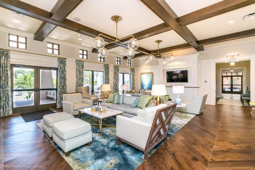 Villa, Multiple Beds - Living Area