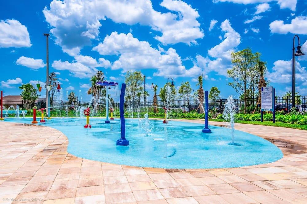 Domek, 6 ložnic - Dětský bazén