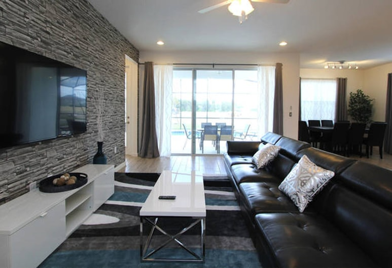 Sonoma Resort 2634, Kissimmee, House, 5 Bedrooms, Living Area