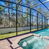 Vila, viacero postelí - Vonkajší bazén