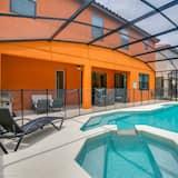別墅, 多張床 - 室內泳池