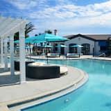 Vila, 5 spální - Vonkajší bazén