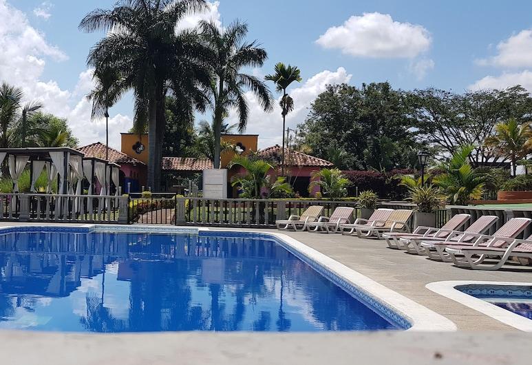 Hotel San Antonio Del Cerro, Pereira, Piscina