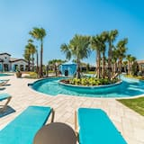 Mestský dom, 5 spální - Vonkajší bazén