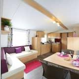 Casa mobile (6 personnes) - Area soggiorno