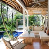 Vila, 3 quartos, Piscina particular - Área de estar