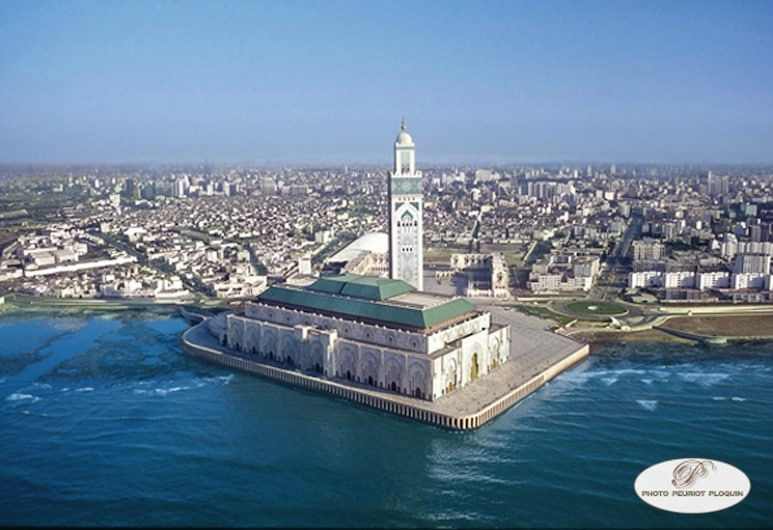 Apartment With 2 Bedrooms in Casablanca, With Wonderful sea View, Balcony and Wifi - 100 m From the Beach, Casablanca, Linnavaade