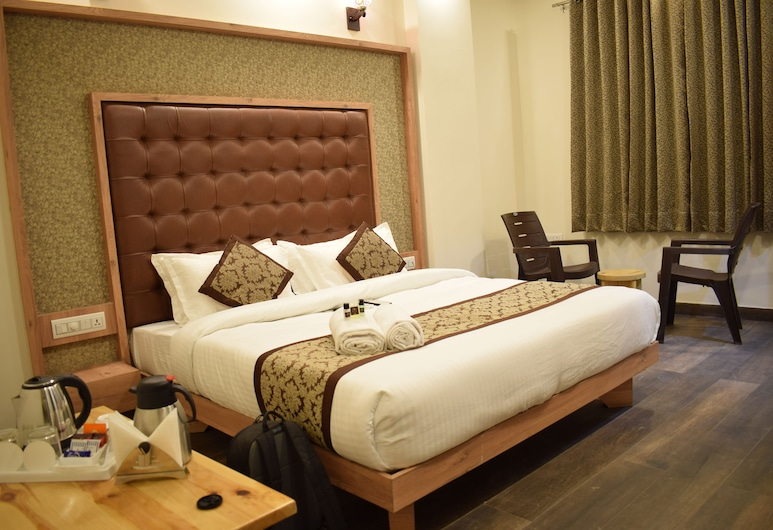 Hotel Fortune, Chittorgarh, Výhled z pokoje