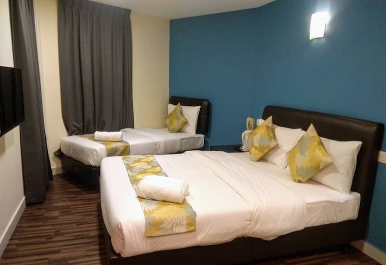 Hotel Sunjoy9 @ Mid Valley, Kuala Lumpur, Family-3 Suite, Guest Room