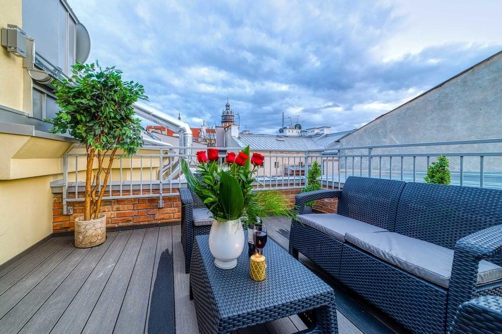 Top Romantic Room - Terrace/Patio
