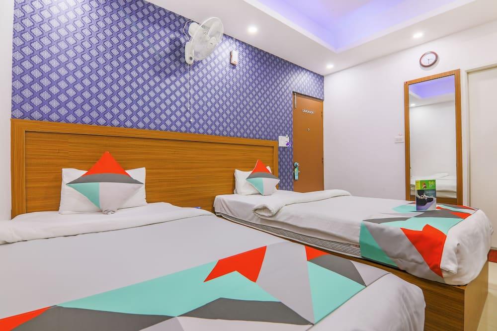 デラックス ルーム ダブルベッド 1 台 - 客室
