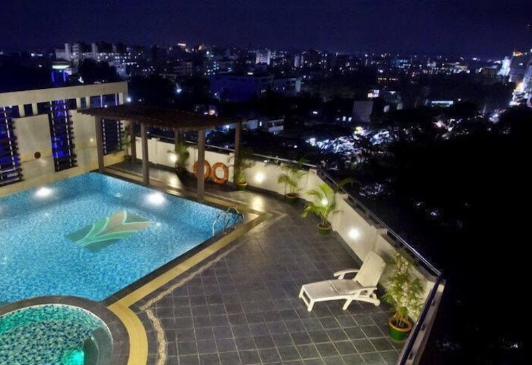Hotel Star Pacific, Sylhet, Rooftop Pool