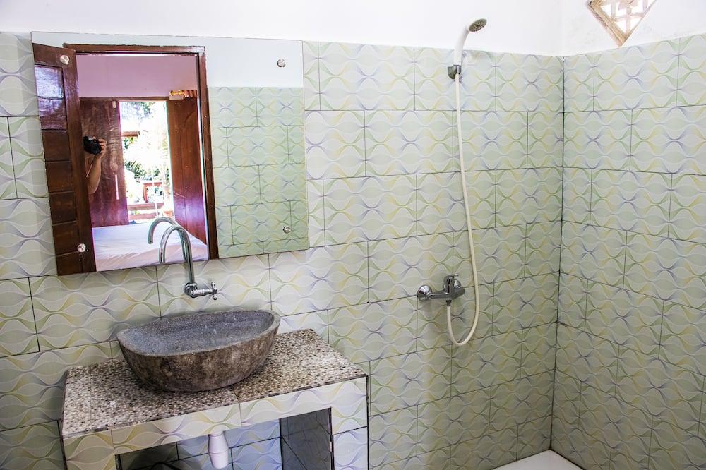 ห้องเบสิกดับเบิล - ห้องน้ำ