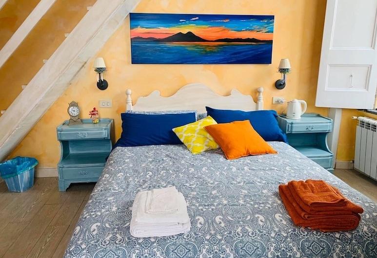 Napoli Da Vivere Suites, Napoli, Suite – family, Gjesterom