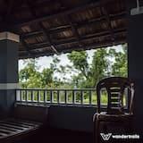 فيلا عادية - سرير كبير - منطقة المعيشة
