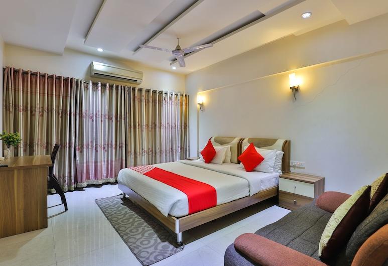 OYO 23180 Patel Ni Motel, Bharuch, Kamar Standar, Kamar Tamu