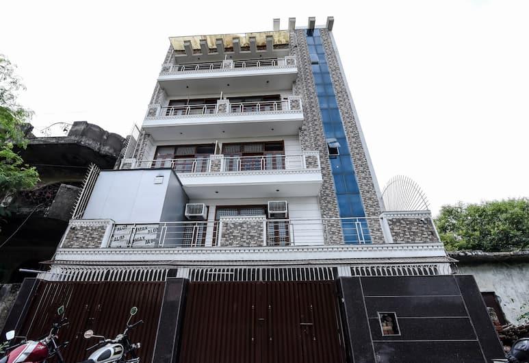 OYO 18434 Shiva Inn, Nuova Delhi, Esterni