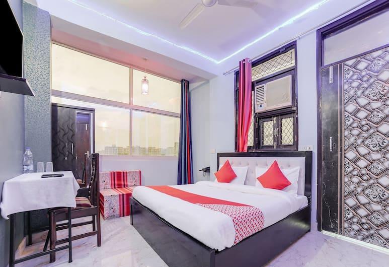 OYO 27043 Kanak Residency, Nuova Delhi, Camera doppia, 1 letto queen, Camera