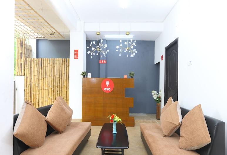 OYO 5890 Eben Service apartments, Chennai, Lobby Sitting Area