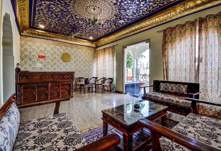 OYO 22287 Hotel Dev Palace, Sawai Madhopur, Lobby