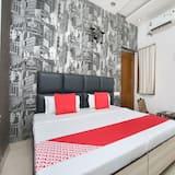 Liukso klasės kambarys (1 dvigulė / 2 viengulės lovos), 1 labai didelė dvigulė lova - Pagrindinė nuotrauka