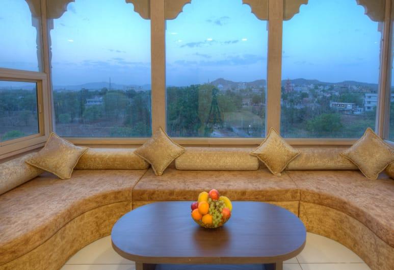 Palette - Golden Heritance, Pushkar, Suite, 1 Tempat Tidur King, Kamar Tamu
