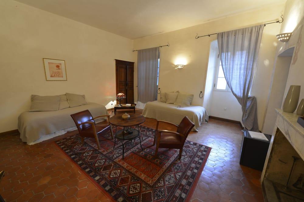 Suite (Angele Marie) - Living Area