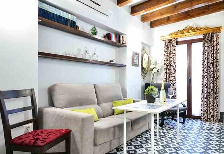 Casa Alfalfa. 2 Dormitorios, Solarium y terraza Privada y Parking, Seville, Lounge