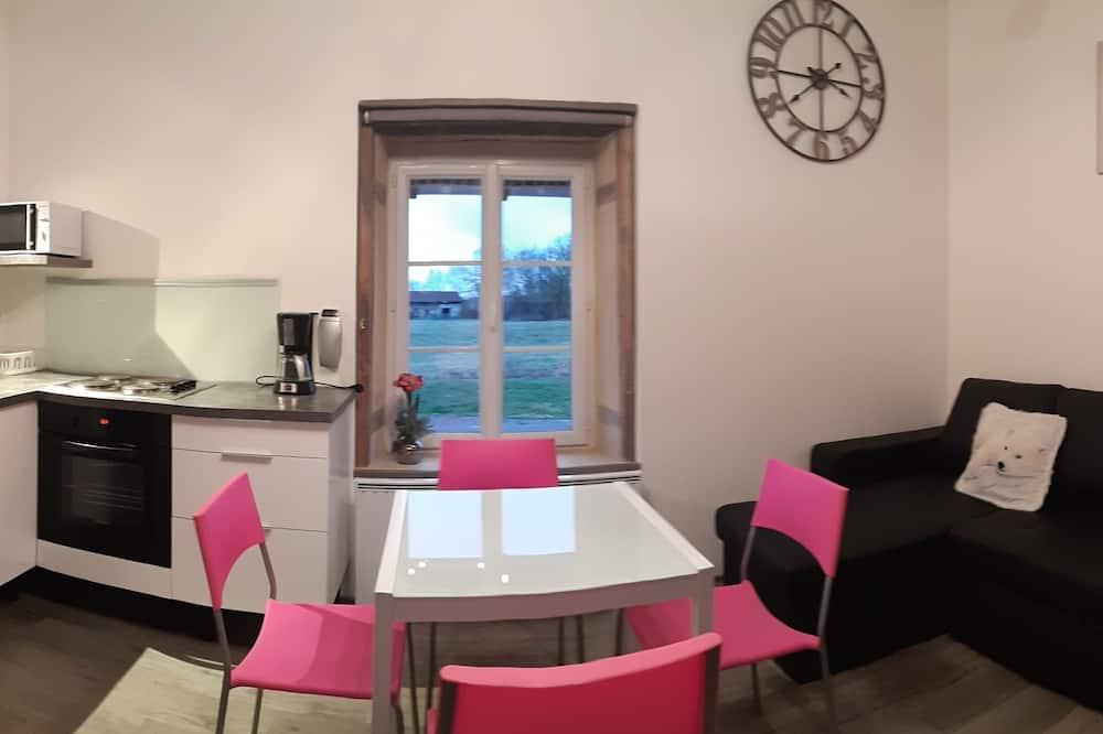 Panoramic Apartment, Private Bathroom (au 1 étage) - Living Room