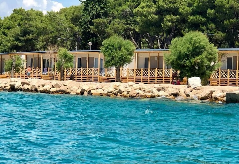 Solaris Camping Mobile Homes, Šibenik, Fassade der Unterkunft