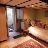 Basic studio apartman, 1 krevet za jednu osobu, bez prozora - Soba