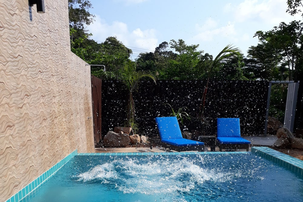 2-Bedrooms Villa with Private Pool - 専用プール