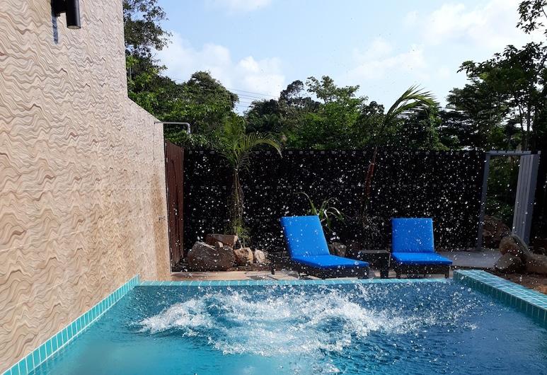 The Pearl Luxury Pool Villas, Ko Chang, 2-Bedrooms Villa with Private Pool, Súkromný bazén