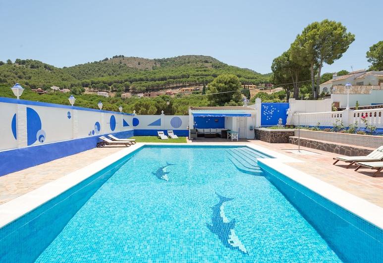 MalagaSuite House Pool Alhaurin, Alhaurín de la Torre, Casa, 2 habitaciones, piscina privada, Alberca privada