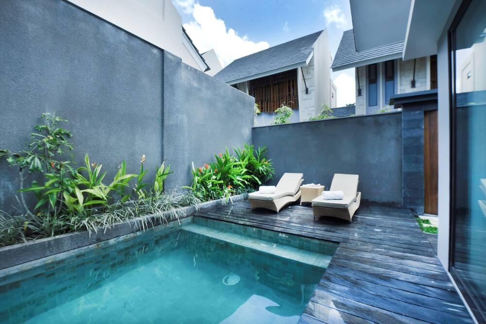 Villa, 3 habitaciones - Piscina privada