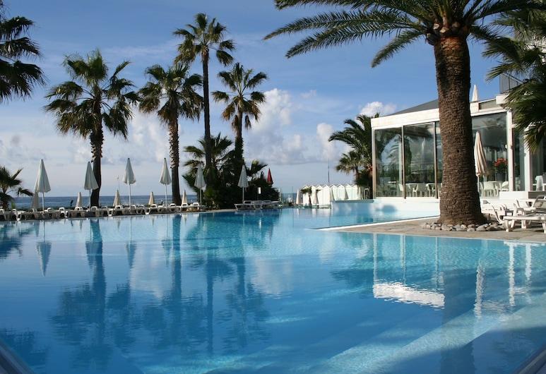 Hotel Caravelle, Diano Marina, Piscina