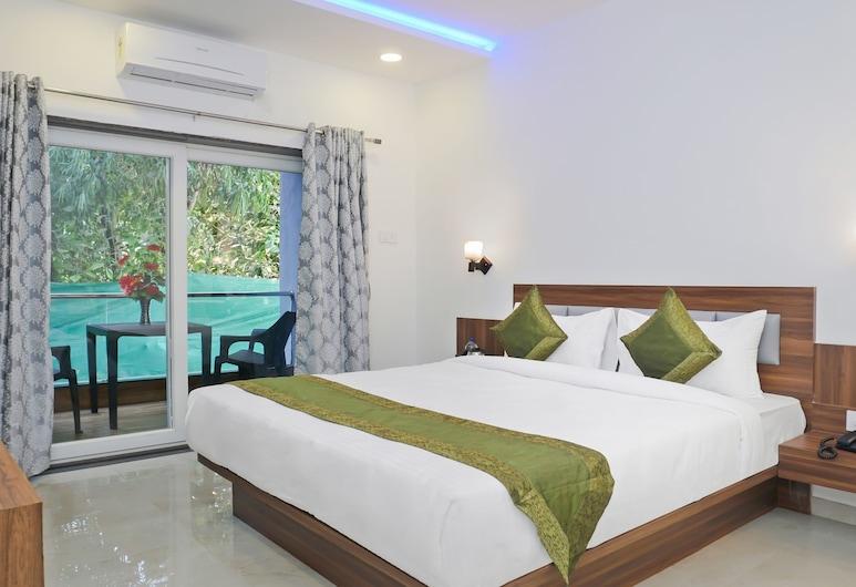 Treebo Trend Prince palace, Mahabaleshwar, Standard Room, 1 King Bed, Guest Room