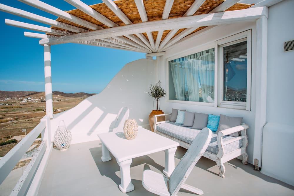Appartamento Tradizionale, 1 letto queen (Poseidon I) - Balcone