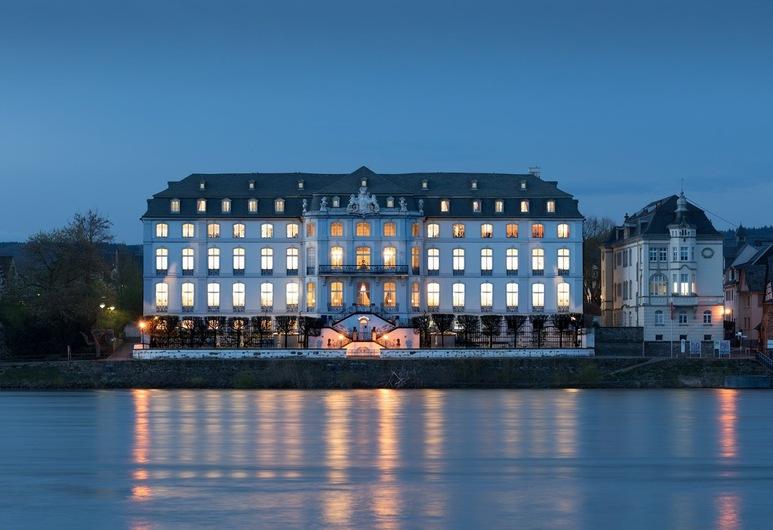 Schloss Engers, Neuwied, Fachada del hotel