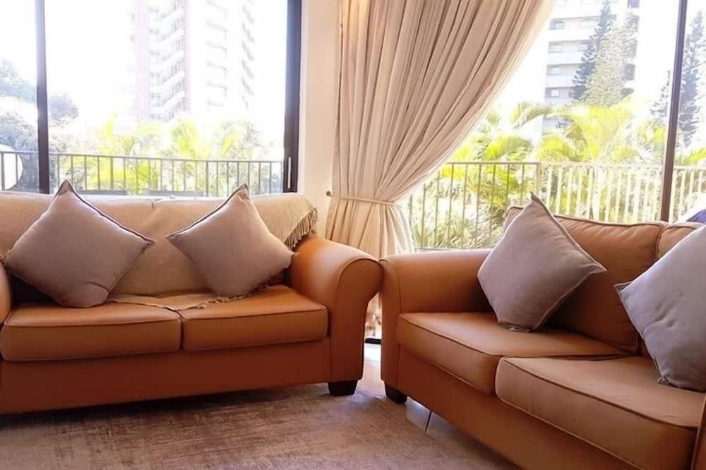 Lägenhet Executive - 3 sovrum - Vardagsrum