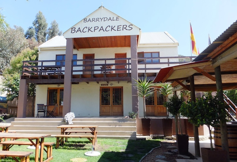 Barrydale Backpackers and Dung Beetle - Hostel, Barrydale, Fassaad