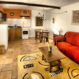 Māja, viena guļamistaba - Dzīvojamā zona